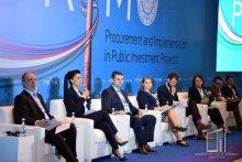 Foreign public procurement specialists exchange experience in Tashkent