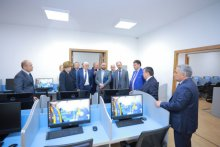 Russian delegation visits branches of the country's higher education institutions in Uzbekistan