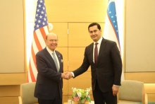 Uzbek Minister of Investment and Foreign Trade meets with US Trade Secretary