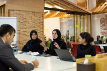 Uzbekistan studies UAE experience in creating a government accelerator