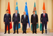 Tashkent hosts a meeting of Central Asia MFA heads