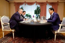 Sardor Umurzakov meets with the Minister of Economic Development of the Russian Federation