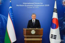 President Shavkat Mirziyoyev's speech to the Second International Forum for Northern Economic Cooperation