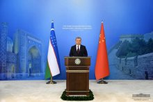 Shavkat Mirziyoyev takes part in opening ceremony of the third China International Import Expo, CIIE-2020
