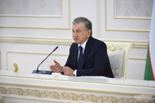On the meeting chaired by the President of Uzbekistan the geology sector transformation analyzed