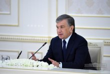Shavkat Mirziyoyev: We are consistently solving all problems in agriculture