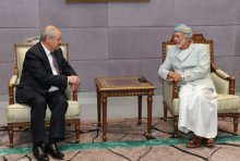 On negotiations of the Minister of Foreign Affairs of Uzbekistan in Oman