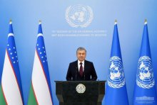 Speech by the President of the Republic of Uzbekistan H.E. Mr. Shavkat Mirziyoyev at the 75th Session of the United Nations General Assembly