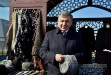 PRESIDENT SHAVKAT MIRZIYOYEV DREW ATTENTION TO THE ECONOMIC EFFECT OF PROJECTS