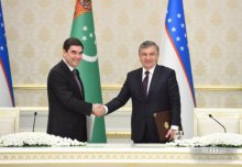Uzbekistan – Turkmenistan: a new stage of cooperation