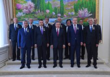 Foreign businessmen, state and public figures were awarded state awards of Uzbekistan