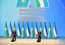 Year of Kazakhstan in Uzbekistan to bolster the bonds of fraternity and good neighborly relations