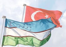 President of Turkey has arrived in Tashkent