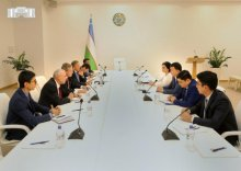 Tashkent strengthens cooperation with Germany's Bosch