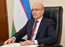Deputy Minister of Foreign Affairs of Uzbekistan and CIARS Director discussed the prospects for intensifying trade, economic and investment cooperation
