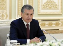 SHAVKAT MIRZIYOYEV AGAIN IN THE LIST OF PERSONALITIES INFLUENCING THE INTERNATIONAL AFFAIRS