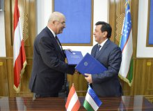 Uzbekistan – Austria diploma for university graduates