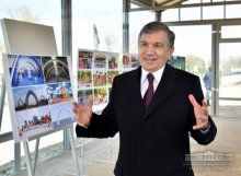 "SHAVKAT MIRZIYOYEV GOT ACQUAINTED WITH ACTIVITIES ON ""SAFE CITY"" CONCEPT"