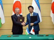 Uzbekistan, Japan sign Joint Statement on further deepening and expanding strategic partnership