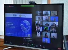 Uzbekistan presented at the Second Online International Ratings Forum