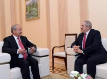 MEETING WITH DEPUTY PRIME MINISTER, MINISTER OF FOREIGN AFFAIRS OF JORDAN