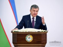 PRESIDENT HELD AN EXPANDED MEETING OF THE PROSECUTOR GENERAL'S OFFICE OF THE REPUBLIC OF UZBEKISTAN