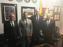 Meeting with the Member of the U.S. House of Representatives