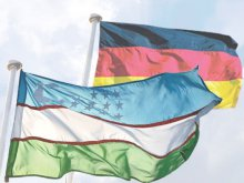 MEETINGS OF THE DELEGATION OF UZBEKISTAN IN GERMANY