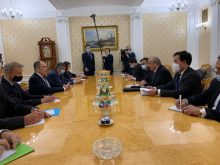 Uzbekistan, Russian Foreign Ministers discuss key issues of collaboration