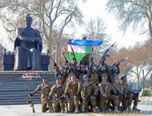 SAMARKAND HOSTED ARMY FESTIVAL