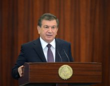 ELECTORAL PROGRAM OF THE CANDIDATE FOR PRESIDENT OF THE REPUBLIC OF UZBEKISTAN SHAVKAT MIROMONOVICH MIRZIYOYEV