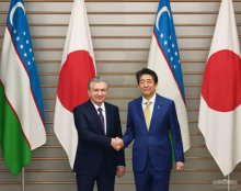 Uzbekistan – Japan: New era of strategic partnership