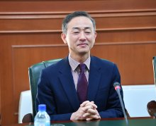 MFA hosts a meeting with the Ambassador of the Republic of Korea