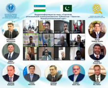 ISRS: Uzbekistan and Pakistan experts discussed the issues of development connectivity between Central and South Asian