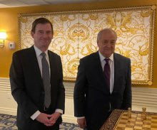 Minister of Foreign Affairs of Uzbekistan and U.S. Under Secretary of State emphasize interest in regular dialogue