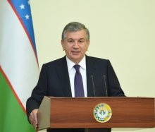 SHAVKAT MIRZIYOYEV: FORMATION OF INNOVATIVE THINKING AMONG OUR PEOPLE IS OUR MAIN TASK