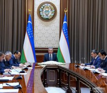EXECUTION OF THE TASKS FOR THE DEVELOPMENT OF INDUSTRIAL SECTORS WAS CONSIDERED