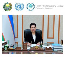 Chairperson of Uzbekistan Senate visits Geneva
