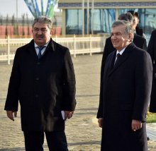SHAVKAT MIRZIYOYEV: WE CAN WIDELY ATTRACT TOURISTS WITH OUR HISTORY AND VALUES