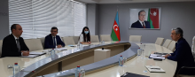 Issues of Uzbek-Azerbaijani cooperation in space research and the use of satellite technologies discussed in Baku